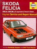 Skoda Felicia Service Repair Manual