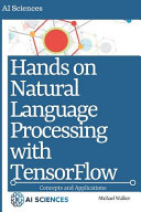 Hands On Natural Language Processing With Tensorflow