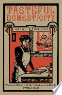 Tasteful Domesticity book