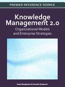 download ebook knowledge management 2.0: organizational models and enterprise strategies pdf epub