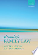 Bromley s Family Law