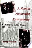 A Korean Nationalist Entrepreneur
