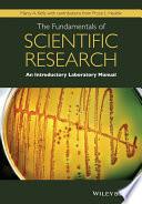 The Fundamentals of Scientific Research