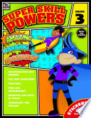 Super Skill Powers  Grade 3