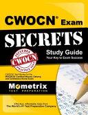 Cwocn Exam Secrets Study Guide