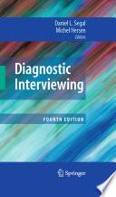 Diagnostic Interviewing Book PDF