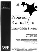 Program evaluation  library media services