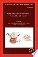 Semiconductor Nanowires I  Growth and Theory