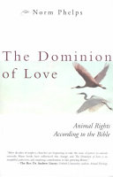 Book The Dominion of Love