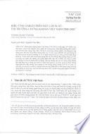 Hiệu ứng GARCH trên dãy lợi suất: TTCK Việt Nam 2000-2003 (VN Journal of Math. Applications, 2004)