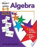 Algebra  Grades 6   9