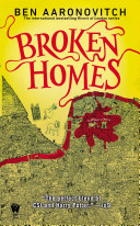 Broken Homes Book Cover