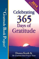 The Gratitude Book Project