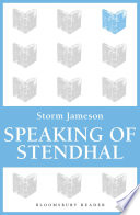 Speaking of Stendhal