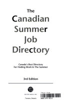 The Canadian summer job directory  Canada s best directory for findi