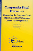 Comparative Fiscal Federalism