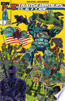 Transformers vs  G I  Joe  Vol  1