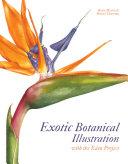 Exotic Botanical Illustration