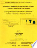 Prehispanic Chiefdoms in the Valle de la Plata, Volume 2