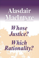 Whose Justice  Which Rationality