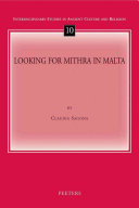 Looking for Mithra in Malta