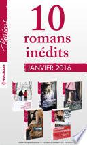 10 romans inédits de la collection Passions (no 575 à 579 - janvier 2016)