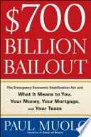 700 Billion Bailout