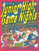Junior High Game Nights