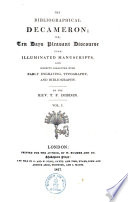 The Bibliographical Decameron0