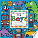 Treasure Hunt for Boys Book PDF
