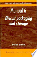 Biscuit  Cookie  and Cracker Manufacturing  Manual 6