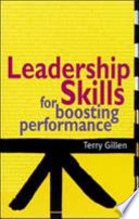 Leadership Skills for Boosting Performance