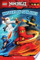 Masters of Spinjitzu  LEGO Ninjago  Reader