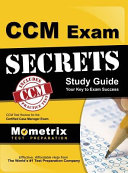 CCM Exam Secrets  Study Guide  CCM Test Review for the Certified Case Manager Exam