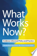 What Works Now  Book PDF
