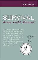 U  S  Army Survival Manual