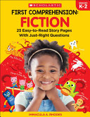 First Comprehension Fiction