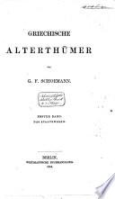 Griechische Alterthümer