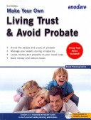 Make Your Own Living Trust   Avoid Probate