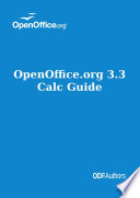 OpenOffice org 3 3 Calc Guide