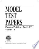 CA test model