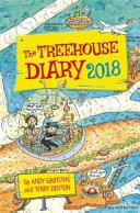 The 91 Storey Treehouse Diary 2018