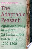 The Adaptable Peasant book
