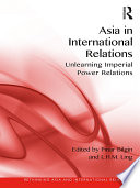 Asia in International Relations