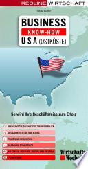 Business Know-how USA (Ostküste)