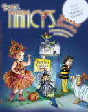 Fancy Nancy s Haunted Mansion  A Reusable Sticker Book for Halloween