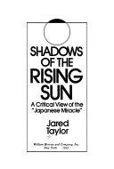 download ebook shadows of the rising sun pdf epub
