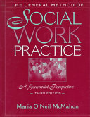 The General Method Of Social Work Practice book