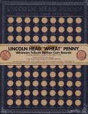 Lincoln Head  Wheat  Penny Whitman Tribute Edition Coin Board