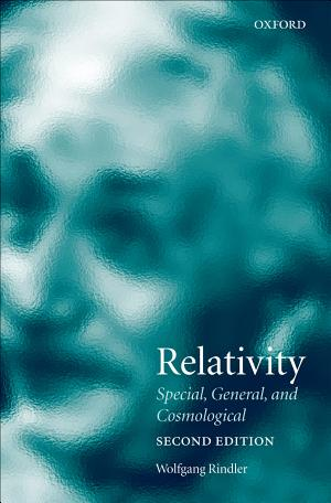 Relativity: Special, General, and Cosmological - ISBN:9780198567325